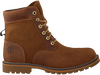 Cognac TIMBERLAND Enkelboots LARCHMONT 6IN BOOT B MED  - small