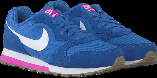 Blauwe NIKE Sneakers MD RUNNER 2 KIDS LACE  - large