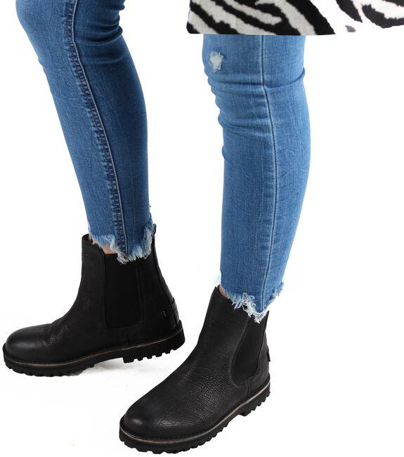 Zwarte SHABBIES Chelsea Boots 181020174 - large