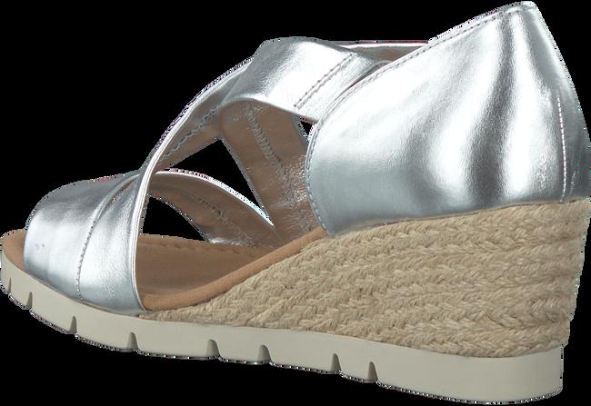 Zilveren GABOR Sandalen 853  - large