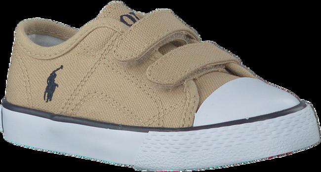 Beige POLO RALPH LAUREN Sneakers DYLAND EZ LAYETTE  - large