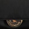 Zwarte VALENTINO HANDBAGS Portemonnee FALCOR WALLET SHOULDERSTRAP - small