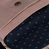 Roze BECKSONDERGAARD Portemonnee HANDY RAINBOW - small