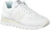 Witte NEW BALANCE Sneakers WL574 - small