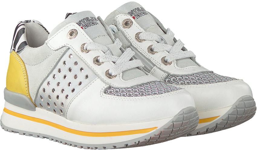 Witte DEVELAB Lage sneakers 41844  - larger