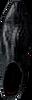 Zwarte NOTRE-V Enkellaarsjes 05A-201  - small
