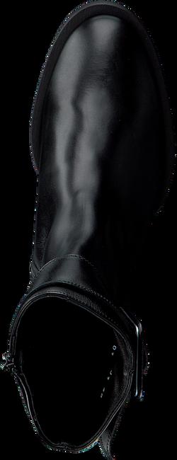 Zwarte PERTINI Enkellaarsjes 30149  - large