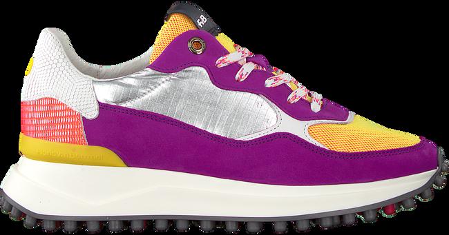 Paarse FLORIS VAN BOMMEL Lage sneakers 85307  - large