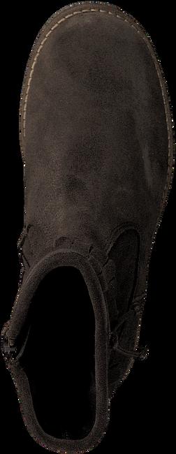 Bruine LITTLE DAVID Lange laarzen FLAM 1  - large