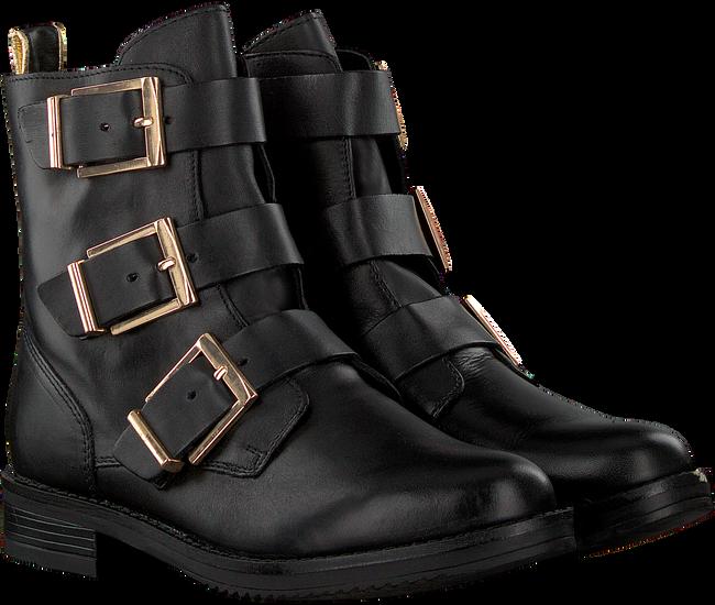 Zwarte OMODA Biker boots LPCONAN  - large