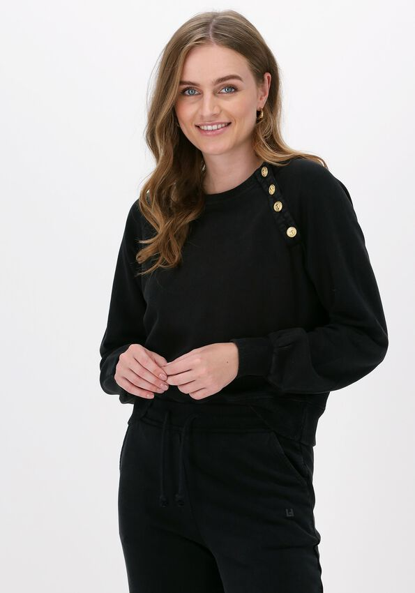 Antraciet LEON & HARRPER Sweater SONG JC55 UNI  - larger