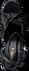 Zwarte NOTRE-V Sandalen BZ2301X  - small
