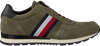 groene TOMMY HILFIGER Sneakers LUXERY SUEDE RUNNER  - small