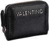 Zwarte VALENTINO HANDBAGS Portemonnee DIVINA COIN PURSE - small