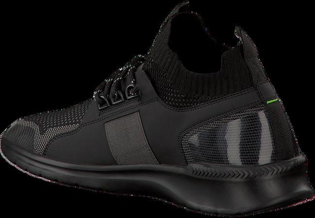 Zwarte HUGO BOSS Sneakers EXTREME RUNN KNIT  - large