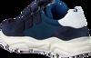 Blauwe DEVELAB Lage sneakers 41447  - small