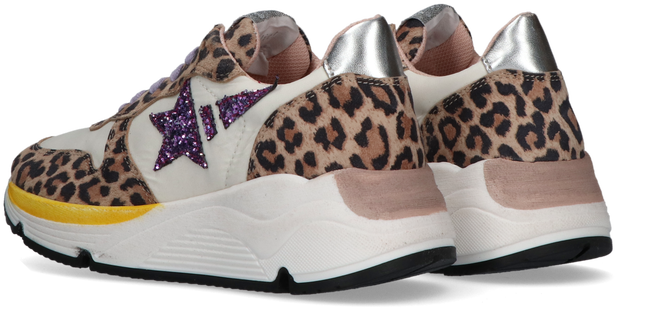 Witte CLIC! Lage sneakers CL-20337  - large