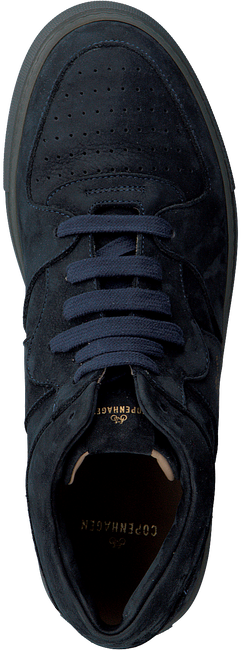 Blauwe COPENHAGEN STUDIOS Lage sneakers CPH753M  - large