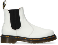 Witte DR MARTENS Chelsea boots 2976 YS  - medium
