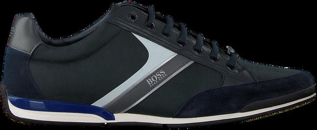 Blauwe BOSS Lage sneakers SATURN LOWP  - large