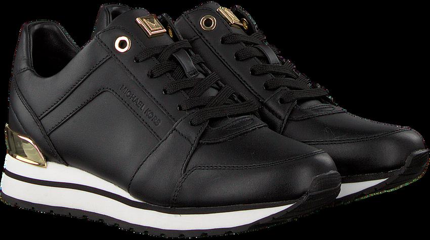 Zwarte MICHAEL KORS Sneakers BILLIE TRAINER  - larger
