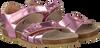 roze RED-RAG Sandalen 19144  - small
