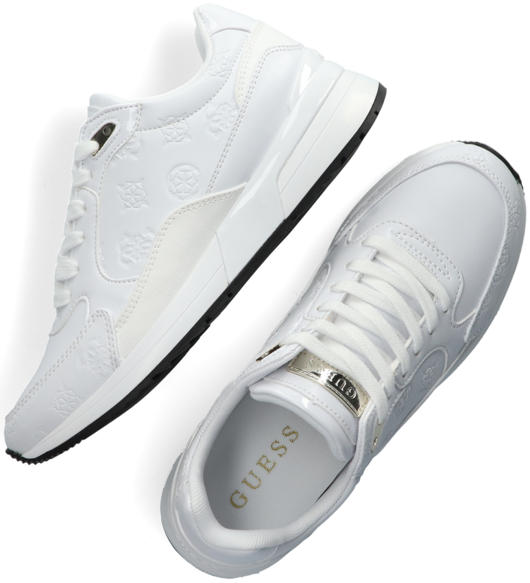 Witte GUESS Lage sneakers MOXEA  - larger