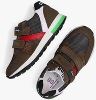 Groene DEVELAB Lage sneakers 41573  - medium