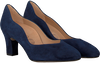 Blauwe UNISA Pumps MORAN  - small