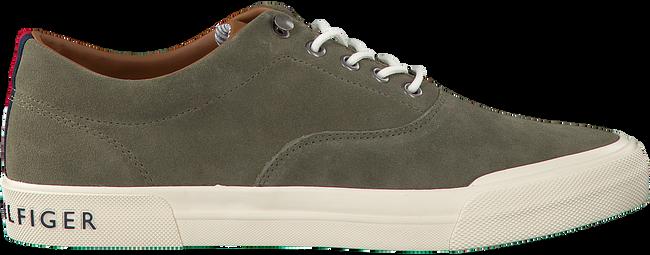 Groene TOMMY HILFIGER Sneakers HERITAGE SUEDE SNEAKER  - large