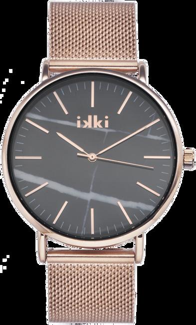 Roze IKKI Horloge AMELLE - large