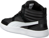 Zwarte PUMA Sneakers PUMA REBOUND STREET V2 PS - small