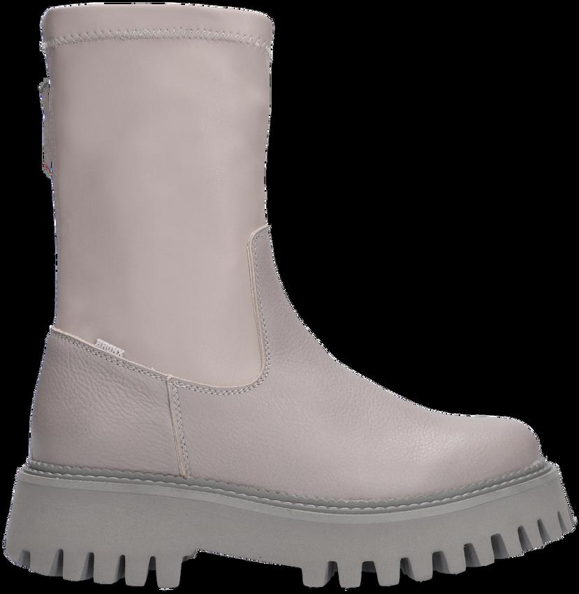 Grijze BRONX Chelsea boots GROOV-Y 47358  - larger