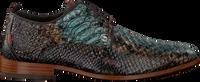 Bruine REHAB Nette schoenen GREG SNAKE  - medium