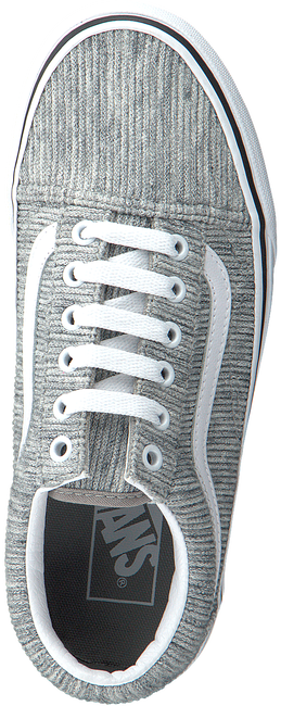Grijze VANS Sneakers UA OLD SKOOL WMN  - large