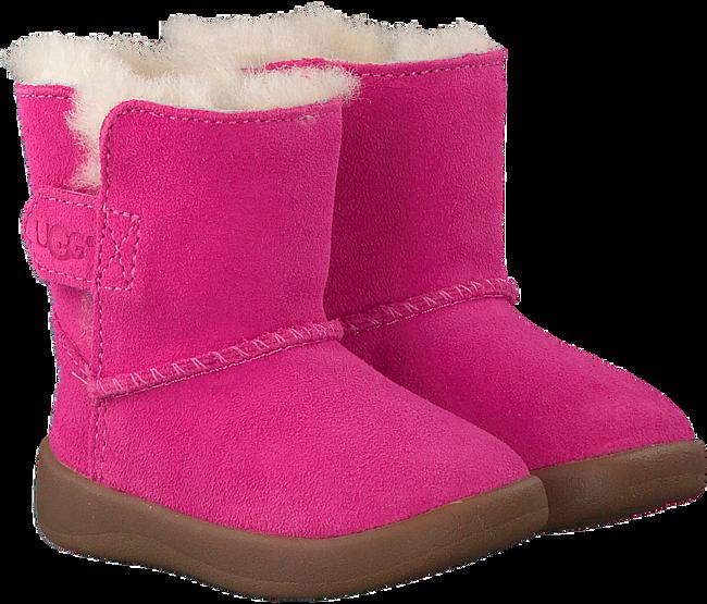 Roze UGG Babyschoenen KEELAN  - large