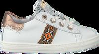 Witte DEVELAB Lage sneakers 42556  - medium
