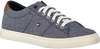 Blauwe TOMMY HILFIGER Sneakers SEASONAL TEXTILE  - small