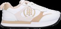 Witte TOMMY HILFIGER Lage sneakers FEMININE ACTIVE CITY  - medium