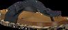 Blauwe DEVELAB Slippers 48165 - small