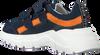 Blauwe RED-RAG Lage sneakers 13439  - small