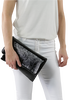 Zwarte PETER KAISER Clutch LIEKE - small