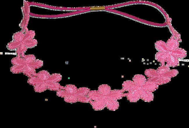 Roze LE BIG Haarband JADELYN HEADBAND - large