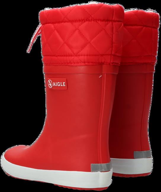 Rode AIGLE Regenlaarzen GIBOULEE - large