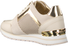 Beige MICHAEL KORS Sneakers BILLIE TRAINER  - small