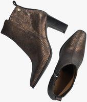 Bronzen NOTRE-V Enkellaarsjes 4838  - medium