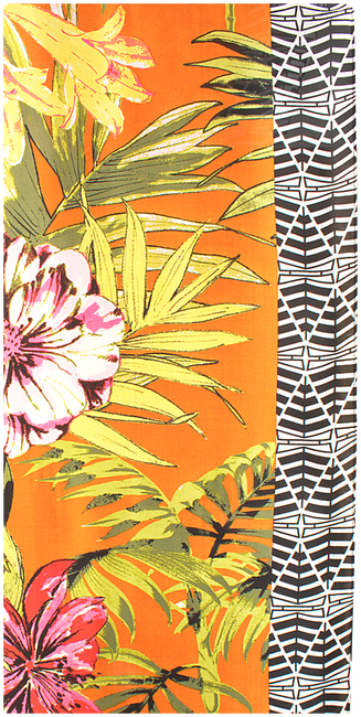 Oranje ABOUT ACCESSORIES Sjaal 3.78.911.0  - large