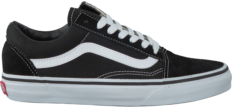 Zwarte VANS Sneakers UA OLD SKOOL WMN | Omoda
