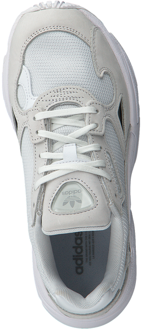 Witte ADIDAS Sneakers FALCON W - large