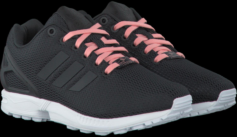 58dfae15f08 Zwarte ADIDAS Sneakers ZX FLUX DAMES - Omoda.nl